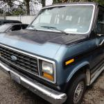 1984 Ford Econline